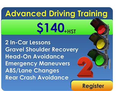Advance Driver Training 2 In Car Lessons