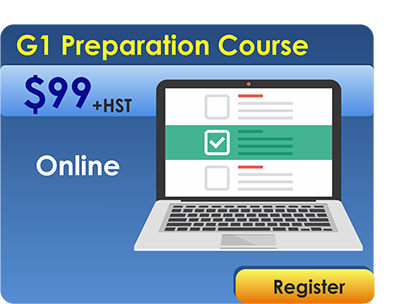 register ontario g1 online preparation course